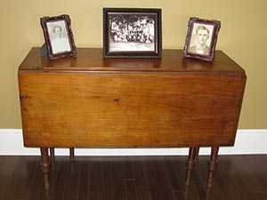 Hayes Family Antique Table