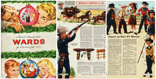 Montgomery Ward Christmas Catalogs