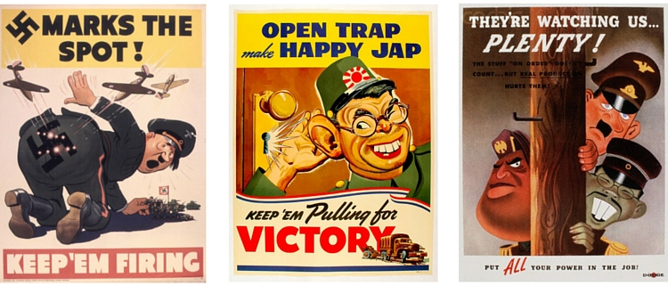 Propoganda Posters