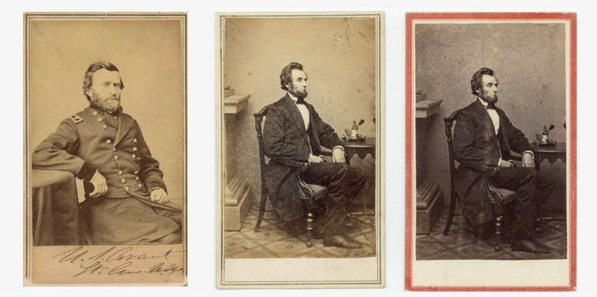 Grant and Lincoln
