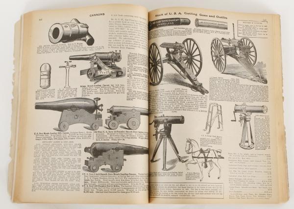 1936 Bannerman Catalog