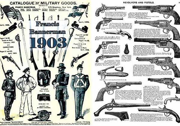 1903 Bannerman Catalog