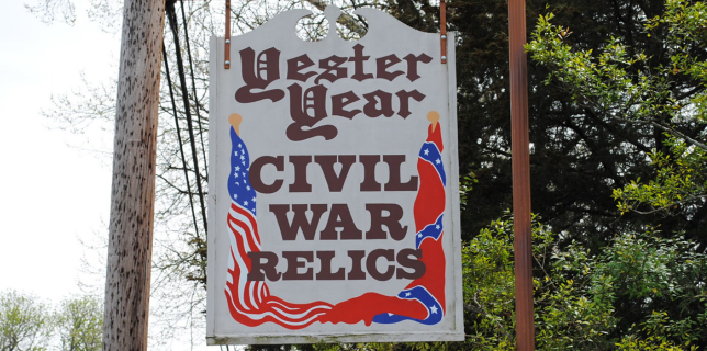 Larry Hicklen Civil War Store