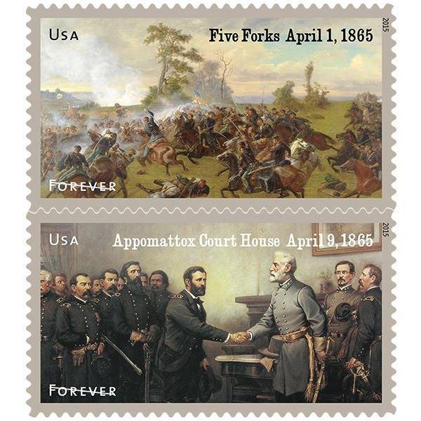 1865-Five-Forks-Appomattox