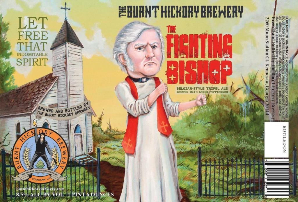 The Fighting Bishop