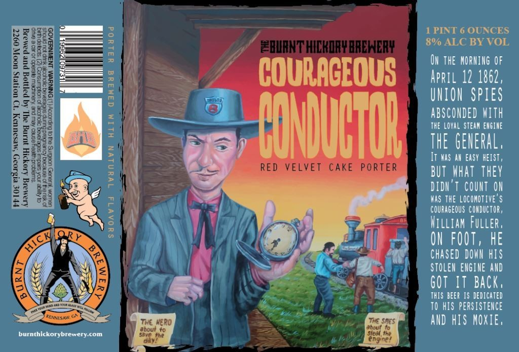 Courageous Conductor