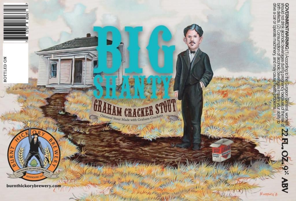 Big Shanty Graham Cracker Stout