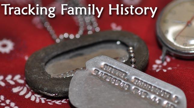 Tracking Family History