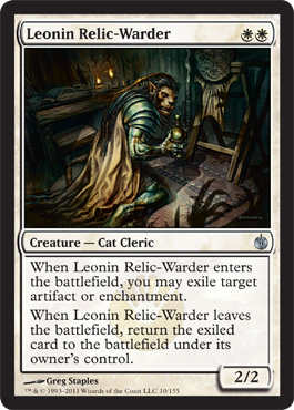 Relic Warder