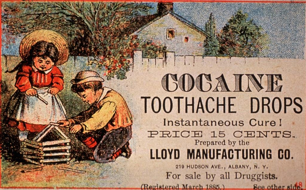 Cocaine-Tooth-Drops