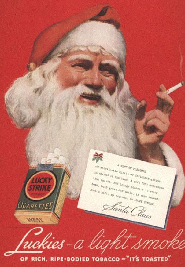 Smokin-Santa