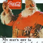 Santa Coca-Cola