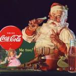 Santa-Coca-Cola