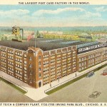 Curt Teich Factory
