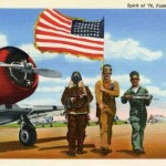 Curt Teich Military