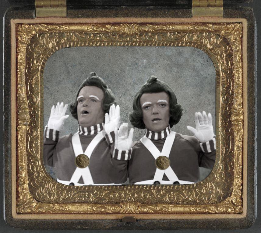 Dwarf Civil War Soldiers