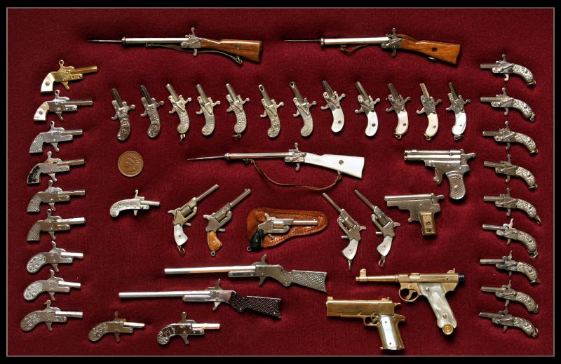 Civil War Dwarf Weapons