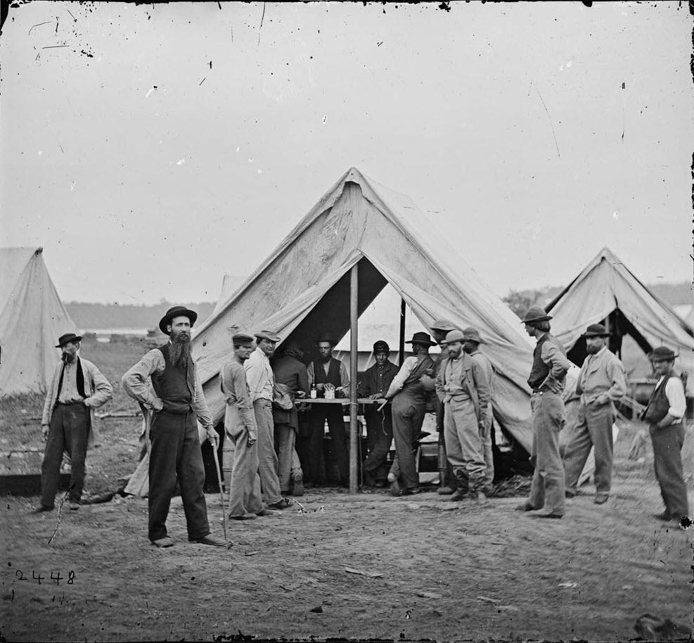 Sutler Tent