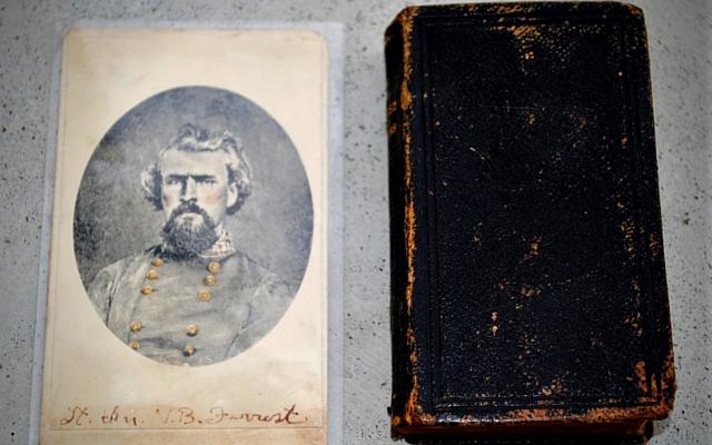 Forrest Bible CDV