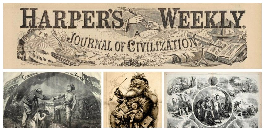 Harper's Weekly Blog
