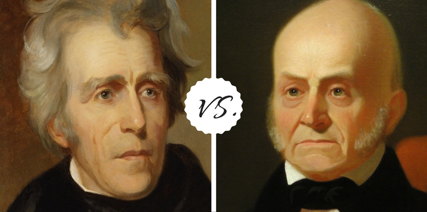 venomous presidential election of 1828