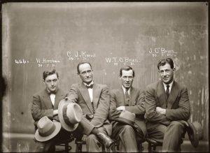 Mugshot Quartet