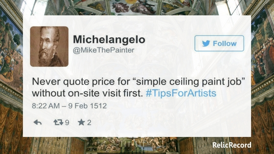 michelangelo-tweets