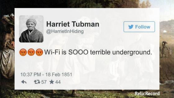 tubman-tweets
