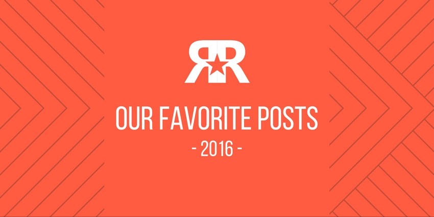 11 Favorite Blog Posts 2016