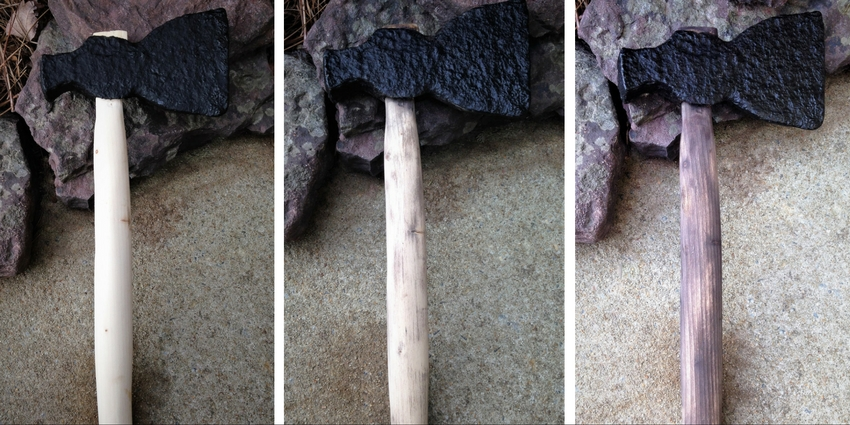 DIY Antique Hatchet Restoration