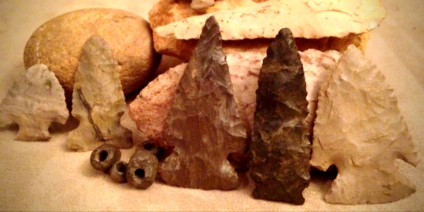 Authenticating Ancient Indian Arrowheads Blog
