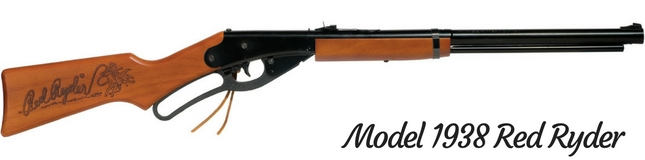 Model 1938 Red Ryder BB Gun