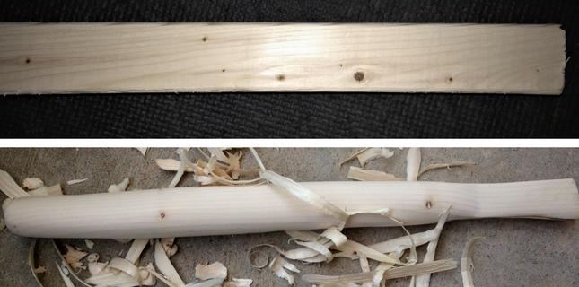 Whitewood framing lumber