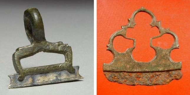 Roman Bronze Razors