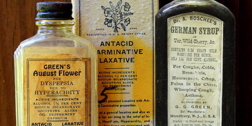 4-Patent-Medicines-Miracle-Elixirs