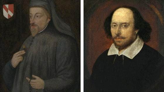 Chaucer and Shakespeare
