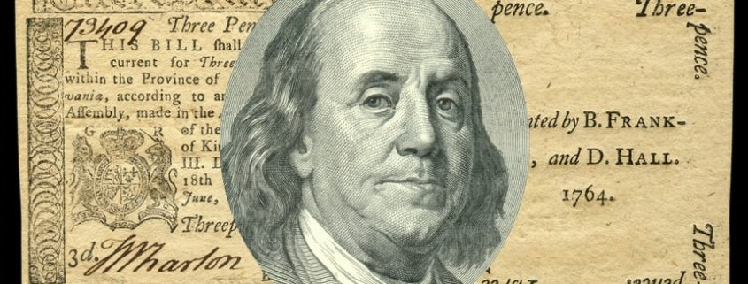term paper on benjamin franklin