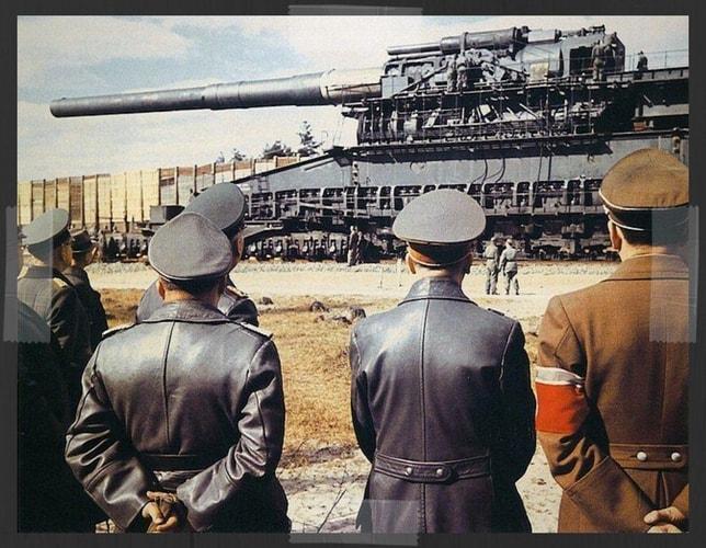 Hitler's Railroad Gun