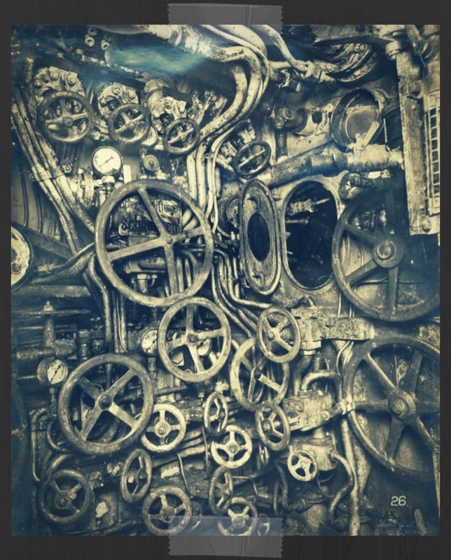 U-Boat Control Room