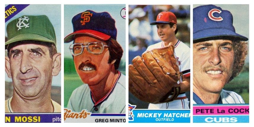 18 Hilarious Baseball Cards Relicrecord