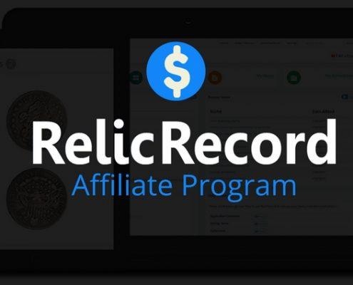 RelicRecord Affiliate Program