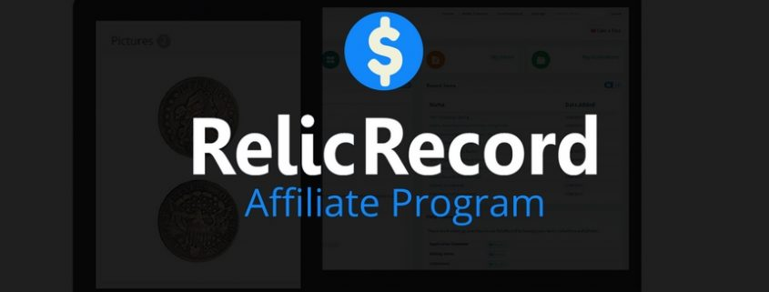 RelicRecord Affiliate Program