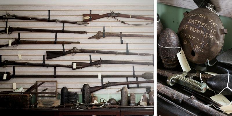 Virginia Wine & Civil War Artifacts | RelicRecord