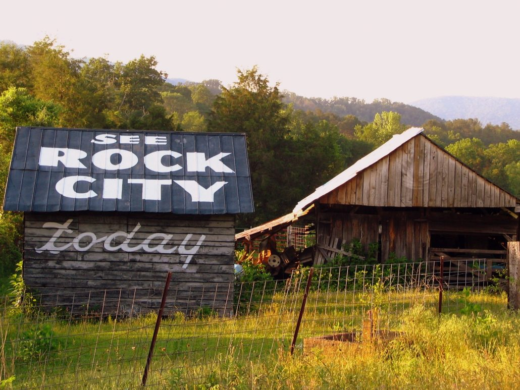 See Rock City Barns