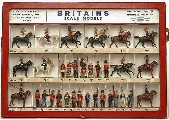 Britains Scale Models