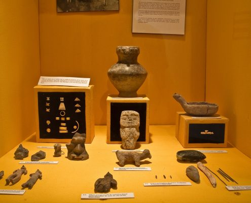 Loaning to a museum