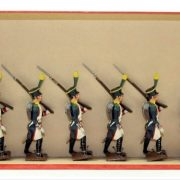 Toy Soldiers Prepare Battle
