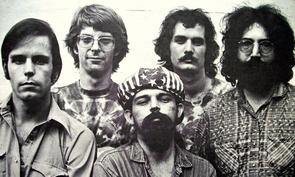 Grateful Dead Original Members