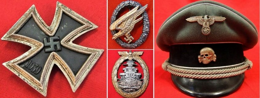 Nazi Military Artifacts Blog