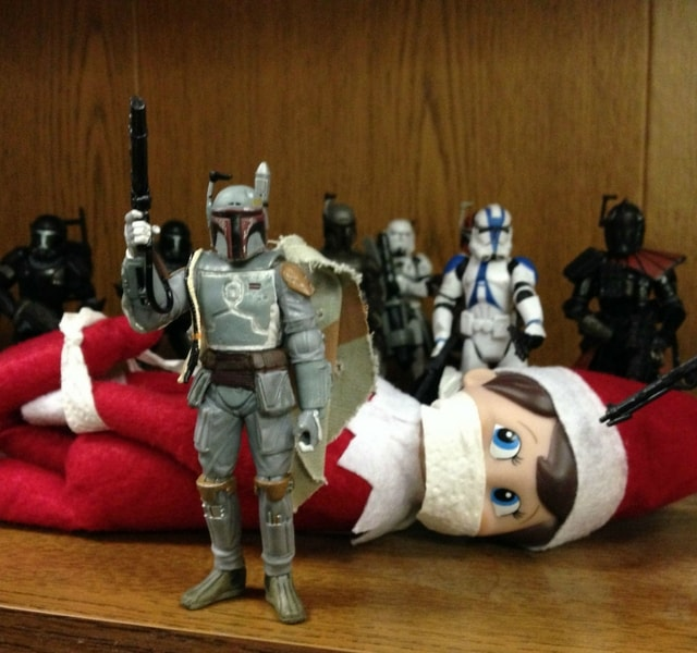 Hostage Elf